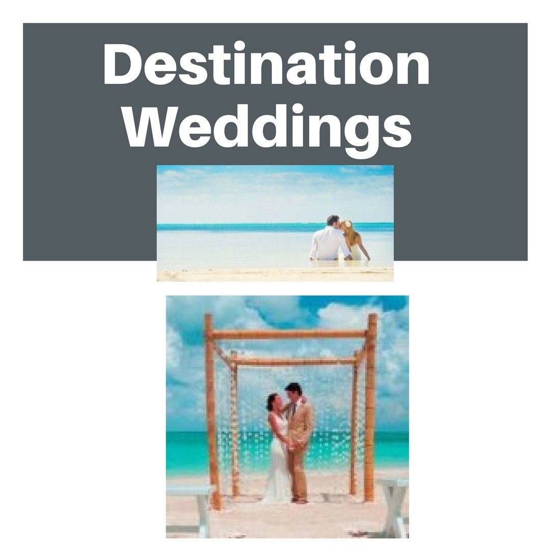 Destination Weddings